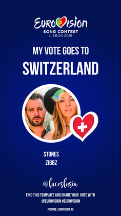 Eurovision 2018 Instagram template by @luceslusia - Switzerland I Voted, Lose Weight At Home, Boost Metabolism, How To Get, How To Plan, Weight Loss Plans, Burn Calories, Stay Fit, You Can Do