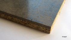 WWCP (Wool Wood Concrete Panel) by KNAPPT
