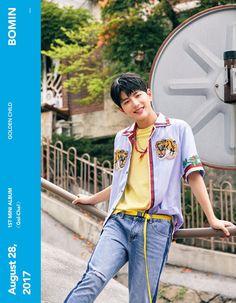 """[#Golden_Child #Y] #골든차일드 #1ST_MINI_ALBUM #Gol_Cha! #Concept #Photo #Dae_Yeol #대열 #Y #와이 #Jae_Seok #재석 #Jang_Jun #장준"""