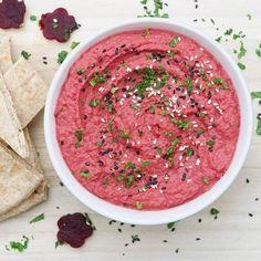 Beetroot Hummus – A Healthy Tasty Life