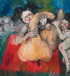 online store d15b1 10622 andre lhote paintings   We Buy Paintings by Andre Lhote (1885 - 1962) Henri