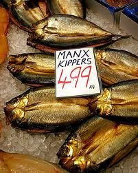 One of these days I want to try kippers for breakfast. Just to try. Just to see why it's mentioned in like every BBC show ever.