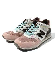 green label relaxing WOMENS(グリーンレーベルリラクシングウィメンズ)の[ニューバランス]new balance WH996カラーコンビスニーカー②(スニーカー)|ピンク