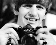 Ringo with Asahi Pentax