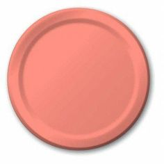 """Light Coral 7"""" Luncheon Plate Solid 240ct by Creative Converting. $19.19. Bulk by the Case, Light Coral 7"""" Luncheon Plate Solid 240ct. Each measures 7 x 7 x 1.25. For each case you will receive 10 individual packages that contain 24ea. Great for large Birthday Parties, Church Events, Sporting Events, Company Parties, Charity Events and more! You save big when you buy by the case!. Save 48%!"""