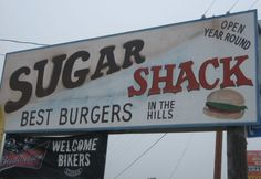 Great place to eat after a hard day's ride on the Mickelson Trail!