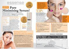 NEW Pore Minimising Serum