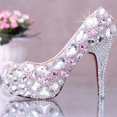 Awesome Bridal Dress Shoes