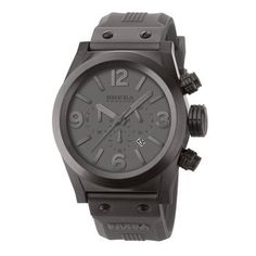 Grey Eterno Chrono Tonal Watch.
