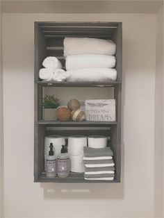 25 + › Lovely Bathroom Hanging Storage with Bathroom Bathroom Wall Cabinet, im. - 25 + › Lovely Bathroom Hanging Storage with Bathroom Bathroom Wall Cabinet, image court… - Diy Bathroom Storage, Crate Shelves, Amazing Bathrooms, Hanging Storage, Bathroom Towel Storage, Bathroom Storage Cabinet, Shelves Above Toilet, Wall Storage, Bathroom Storage