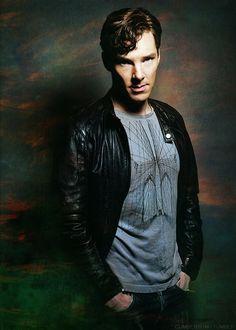 Benedict Cumberbatch. Damn <3