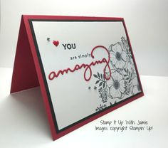 Stampin' Up! Amazing You – Stamp It Up with Jaimie