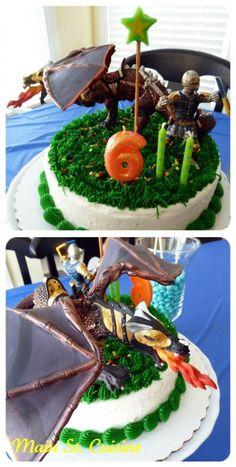 Knight Birthday Party Decorations