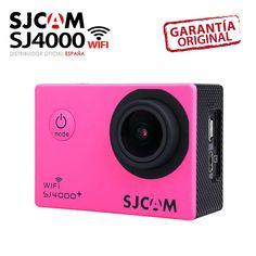 #camaradeportiva #SJ4000 #SJCAM SJ4000 WIFIoriginal comprar en España.