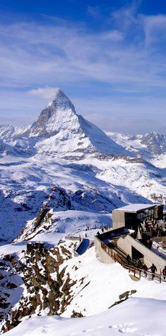Amazing Matterhorn view at Gornergrat, Zermatt, Switzerland |See why Switzerland is the Country where Splendor seems to be Endless