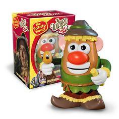 The Wizard of Oz - Scarecrow Mr. Potato Head