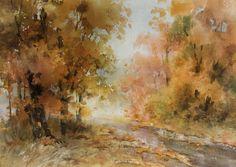 Understanding the Different Grades of #Watercolor Paper - www.artistsnetwork.com