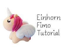 Unicorn Fimo Polymer Clay Tutorial by Anielas Fimo