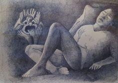 """Illustrazione dell'autore per l'ebook """"La scomparsa di Massimiliano Arlt"""" http://www.elleraedizioni.it/la-scomparsa-di-massimiliano-arlt-primo-canu/"""