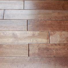 """Maple Prairie Brown 3/4 x 4-3/4"""" Distressed Hardwood Flooring"""