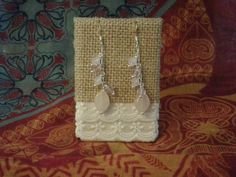 Check out this item in my Etsy shop https://www.etsy.com/listing/267727181/silver-plated-beauty-earrings