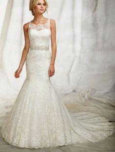 trumpet style wedding dress - Google Search