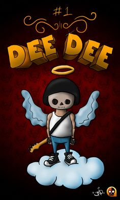 Dee Dee Ramone #ramones RIP #1