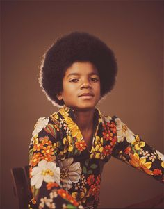 Michael Jackson~ b-4 he ruined himself from all that fame and fortune