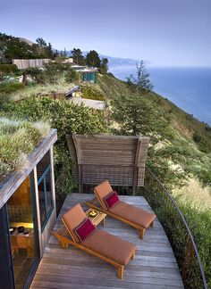 Luxury Hotels in Big Sur CA   Post Ranch Inn - About Us   Monterey Resorts