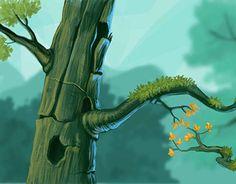 "Check out new work on my @Behance portfolio: ""Springtime"" http://be.net/gallery/55159599/Springtime"