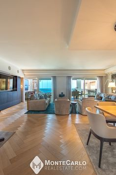 For sale : Apartment 5 rooms - Terrasses du Port (Monaco) Monaco, Monte Carlo, Decoration, Real Estate, We, Place, Beautiful, Room, Furniture