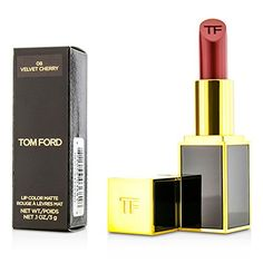 Tom Ford Lip Color Matte 08 Velvet Cherry 01oz3g >>> Want to know more, click on the image.Note:It is affiliate link to Amazon. #eyes
