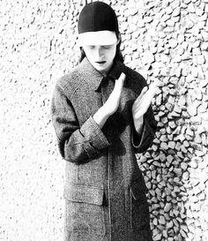 Ilva Heitmann for Markus Pritzi 20II in Sleek Magazine's