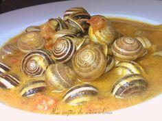Snails Recipe, Murcia, Tapas, Recipes, Pastel, Escargot Recipe, Spanish Dishes, Pasta Recipes, Homemade Recipe