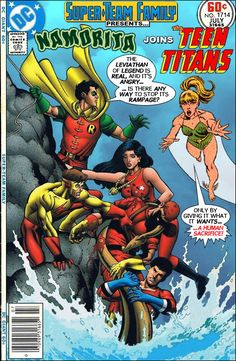 A blog presenting covers to imaginary comic books featuring the greatest team ups that never happened... but should have! <-love this