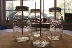 How to Make a Mason Jar Straw Cup | The Fix by Mr. Handyman
