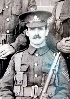 Capt Crowe VC