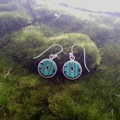 Hey, I found this really awesome Etsy listing at https://www.etsy.com/listing/489371706/hobbit-door-earrings-fairy-door-hobbit