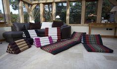 Thai Cushion in a house