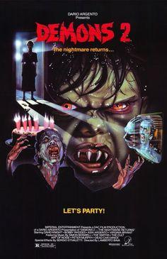 70's & 80's Films: Demons 2 (1986)
