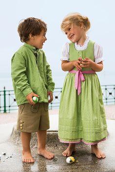 Kinder :: Bua und Mäderl - Gössl