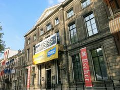 Escher in het Paleis, is a museum devoted to the life and work of graphic artist M.C. Escher http://mikestravelguide.com/things-to-do-in-the-hague-visit-escher-in-het-paleis/ #Escher #denhaag #art #travel