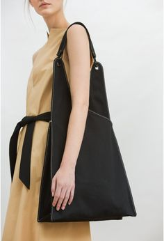 tote bag - Lemaire Spring 2016