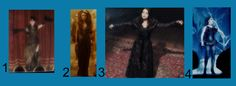 Blind Mag's Costumes from Repo! The Genetic Opera