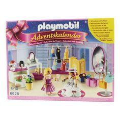 Playmobil - Adventskalender Ankleidespaß für die große Party - 6626