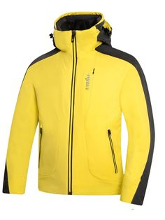 Technical Performance Stretch Ski Jacket