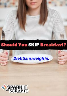 So...breakfast? Eat it or leave it? With so much controversy over whether or not breakfast is truly the most important meal of the day, we asked our dietitians to weigh in on the matter once and for all.