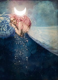 Catrin Welz-Stein: The Sleep German Graphic Designer who makes digital artwork