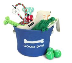 Instagram contest! Follow us at harrybarker_co to enter to win an eco-tote bin filled with dog toys! #outwiththeoldtoy https://www.harrybarker.com