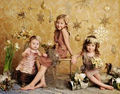 so perfect and different for christmas session